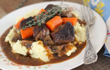 Beef and Stout Stew recipe