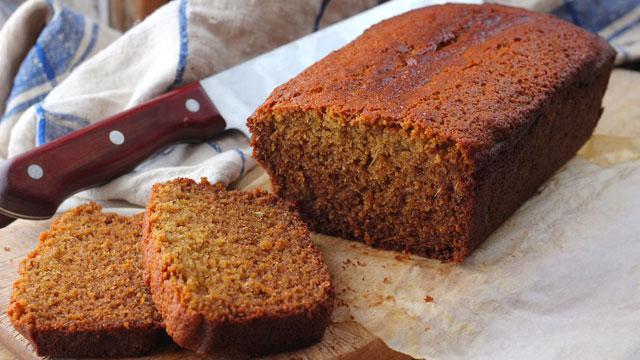 Honey Fennel Gingerbread Loaf Recipe | PBS Food