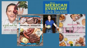 April 2015 Cookbooks