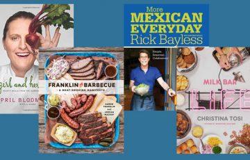 April 2015 Cookbooks