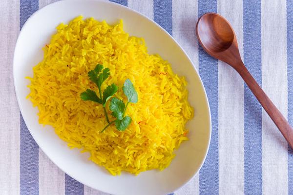 Arroz Amarillo recipe