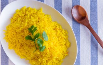 Arroz Amarillo recipe