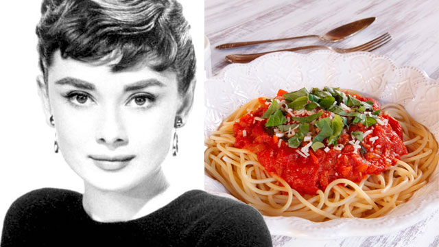Audrey Butcher Kitchen Nightmares : Audrey Hepburn the Home Cook? The History Kitchen PBS Food