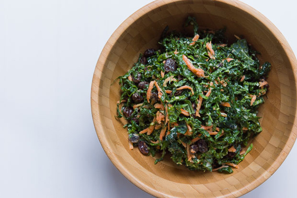 Kale Slaw recipe