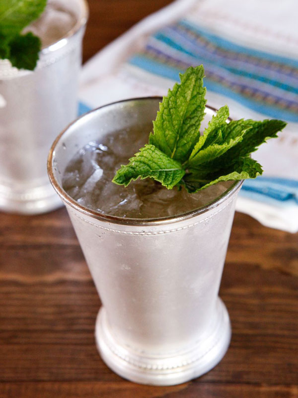 """It is the very dream of drinks, the vision of sweet quaffings. The Bourbon and the mint are lovers."" - J. Soule Smith, The Mint Julep: The Very Dream of Drinks, 1949"