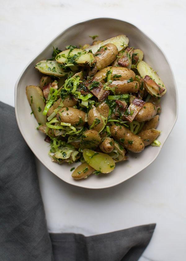 No-Mayo Potato Salad recipe