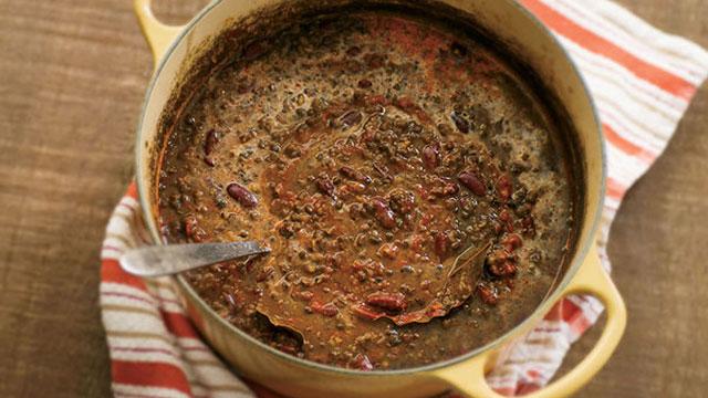 Dal Makhani Recipe Buttered Black Lentils Indian