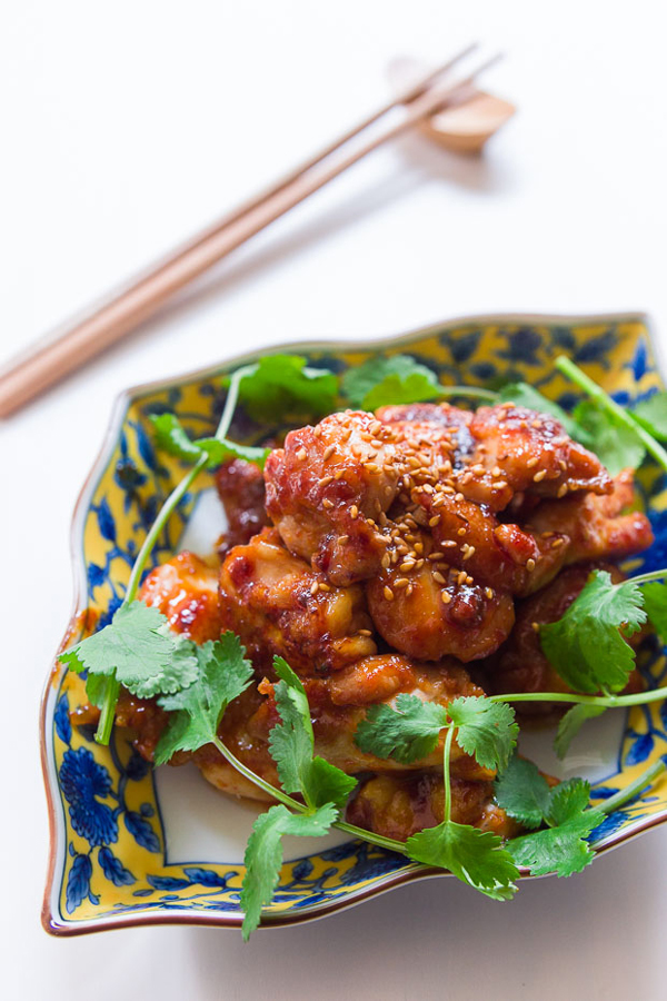 Sriracha Chicken recipe