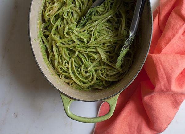 Asparagus Pesto recipe