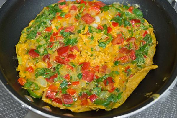 Masala Omelet recipe