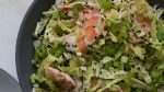Savoy Cabbage Shrimp Salad recipe