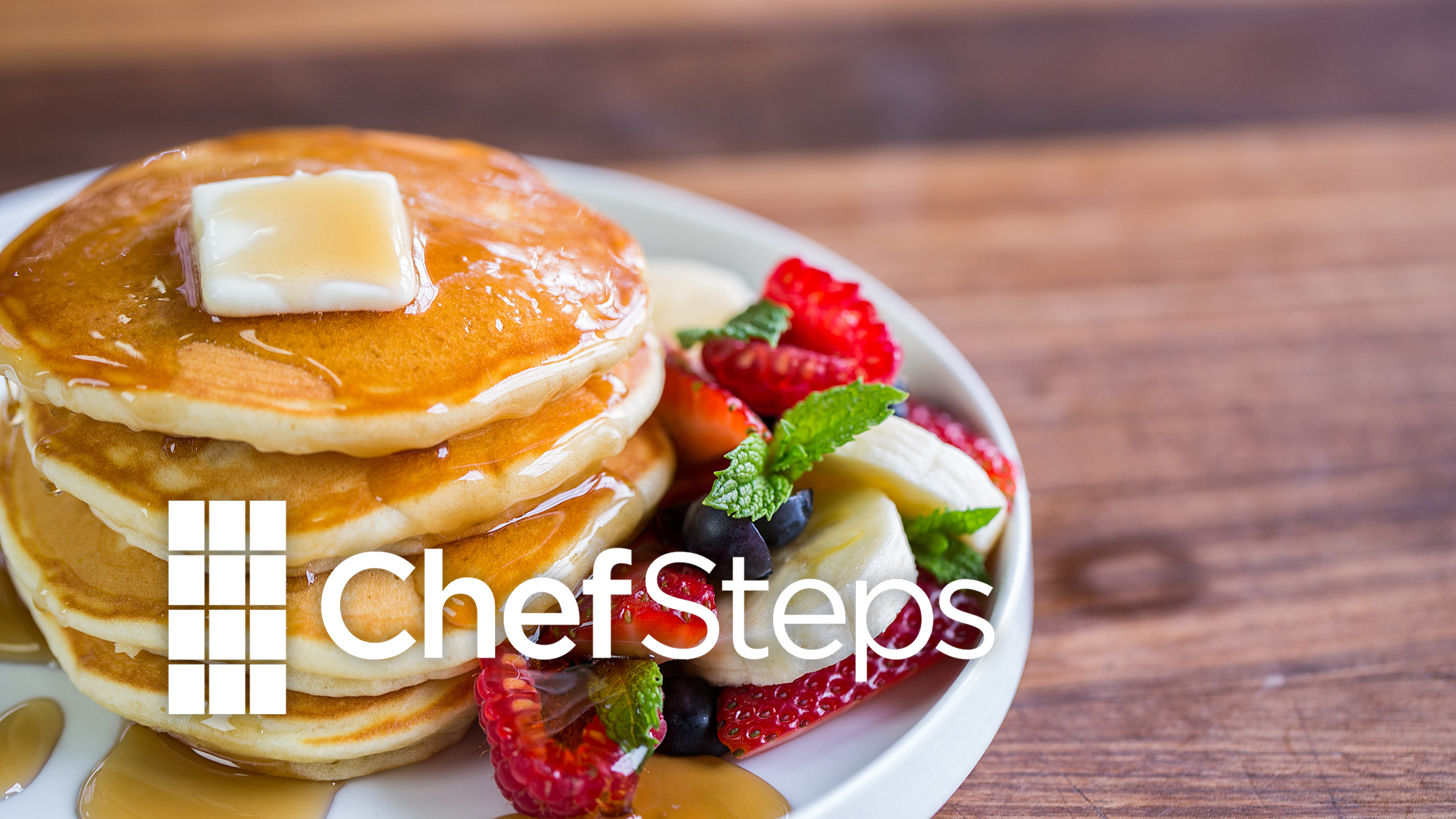 Light & Fluffy Pancakes | ChefSteps | PBS Food