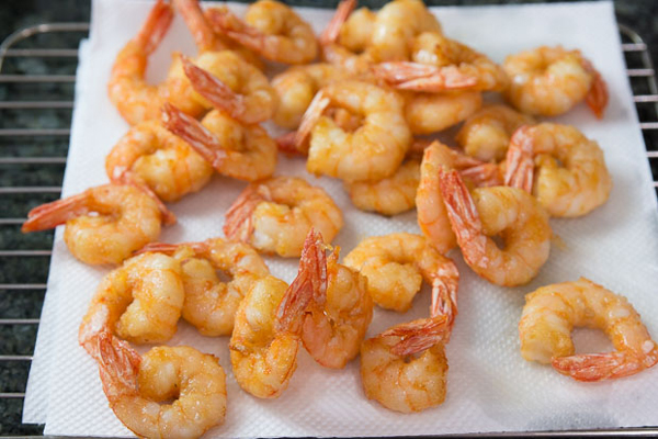 Orange Shrimp recipe