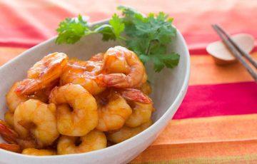 Orange Shrimp recipe