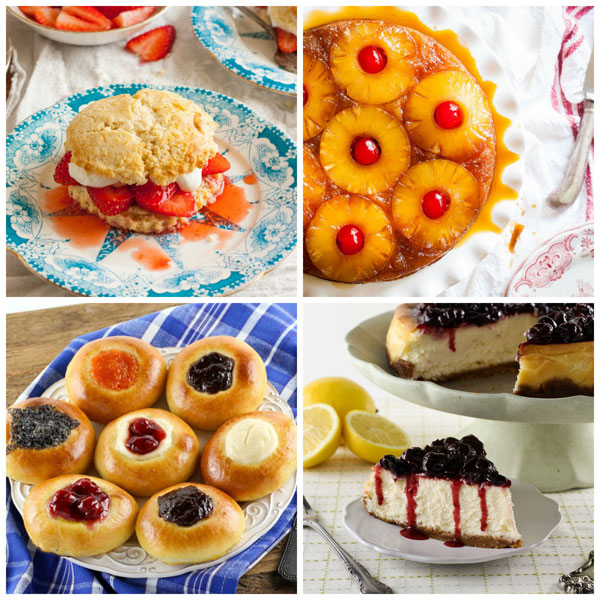 American Cake History