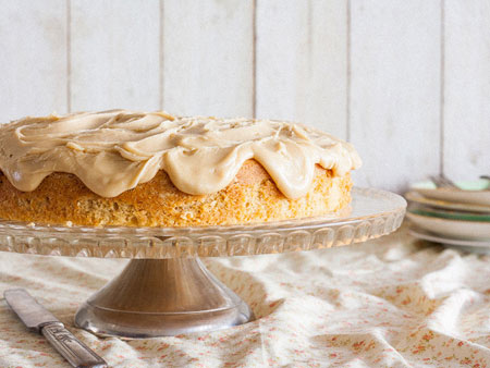 Cider Cake recipe