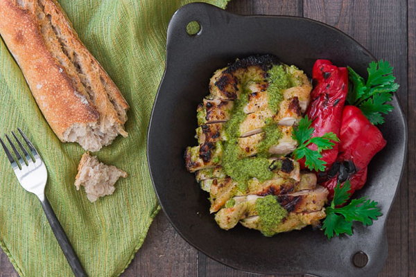 Mojo Verde Chicken recipe