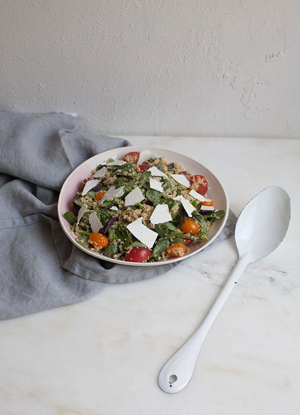 Tomato Bulgar Salad recipe