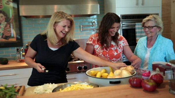 A Chef's Life - Season 3, Episode 1: Stop, Squash and Roll