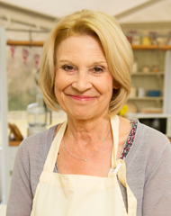 The Great British Baking Show - Christine