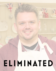 The Great British Baking Show - Glenn