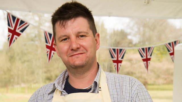 The Great British Baking Show - Mark