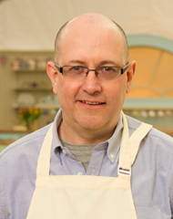 The Great British Baking Show - Rob