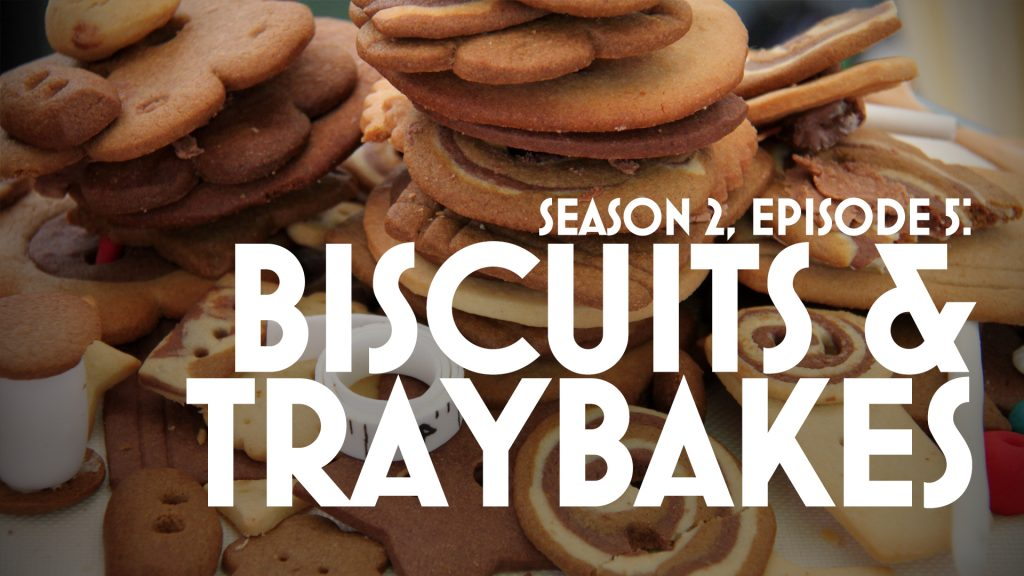 Biscuits and Traybakes