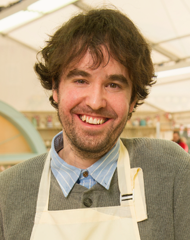 The Great British Baking Show - Toby