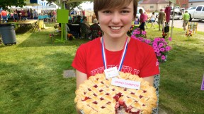 Braham Pie Day, Braham, MN