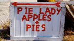 The Pie Lady, New Hampshire