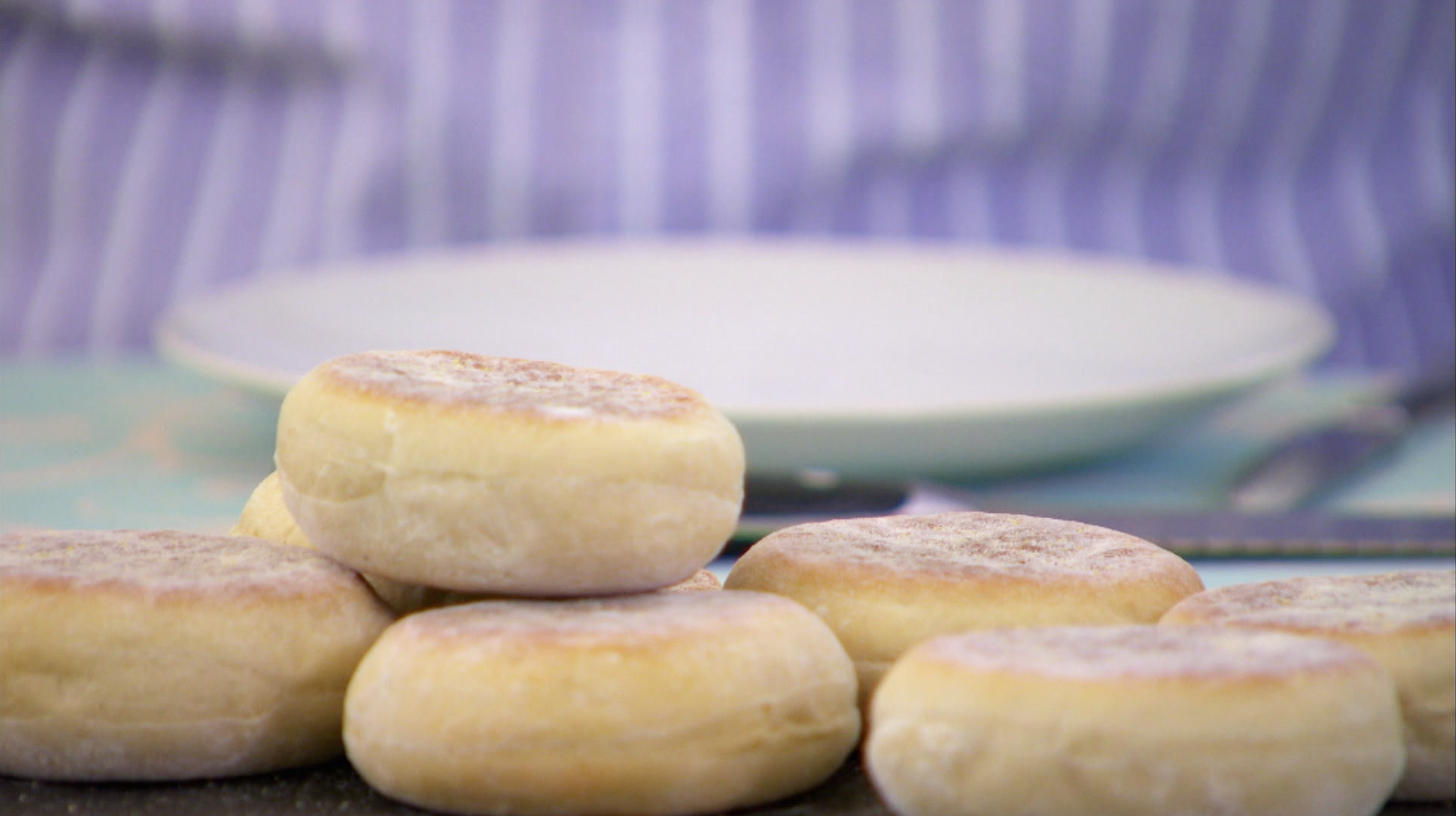 English muffins recipe pbs food forumfinder Gallery