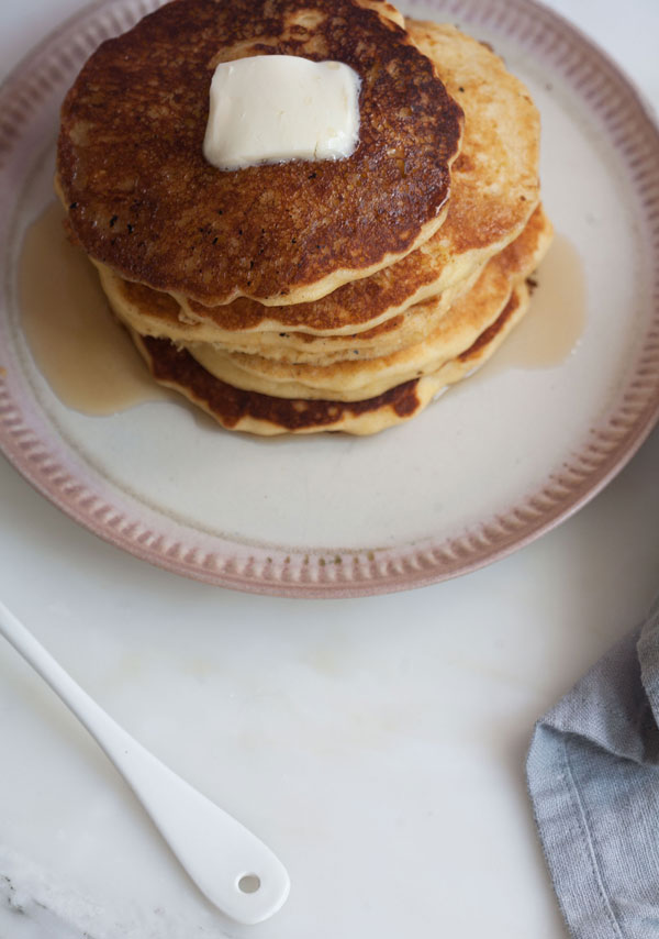 sweet corn pancakes this sweet corn pancakes recipe is a