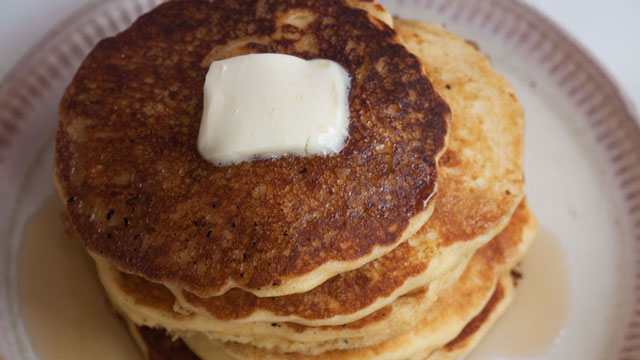 Sweet Corn Pancakes Recipe | Breakfast Recipes | PBS Food