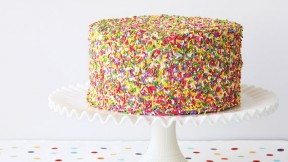 Celebration Cakes recipe