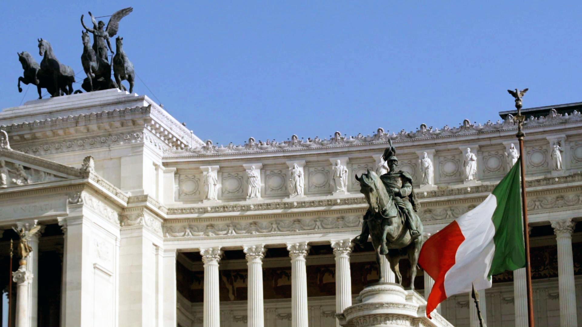 Season 4 Episode 3: Rome