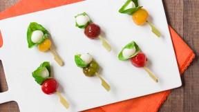 Bite-Sized Caprese Salad recipe