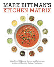 Mark Bittman Kitchen Matrix