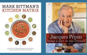 2015 October Cookbooks