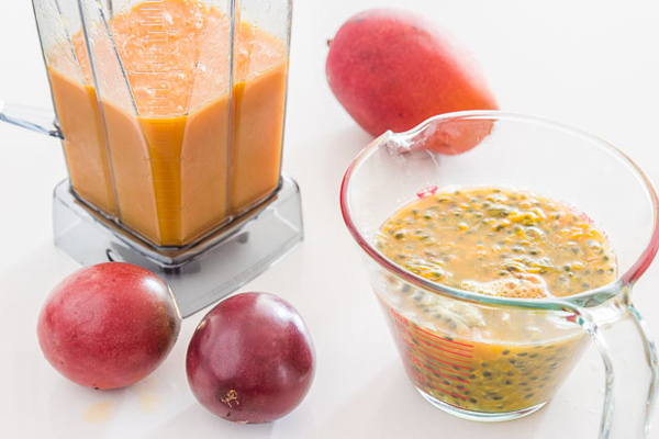 Passion Mango Preserve recipe