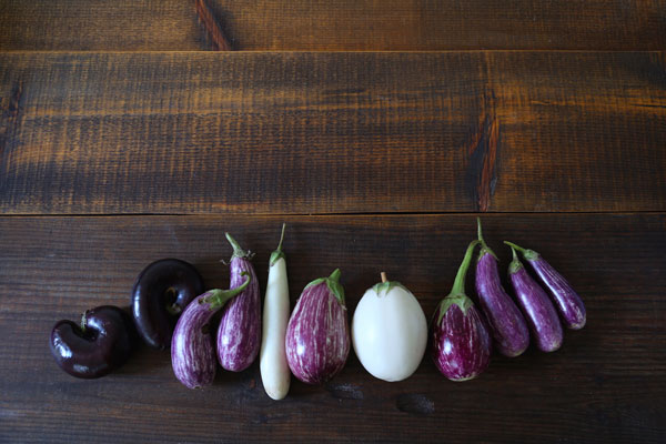 Pickled Eggplant recipe