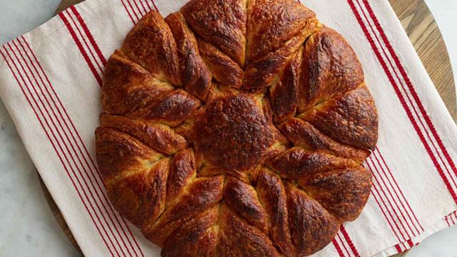 Brown Sugar Cinnamon Danish recipe