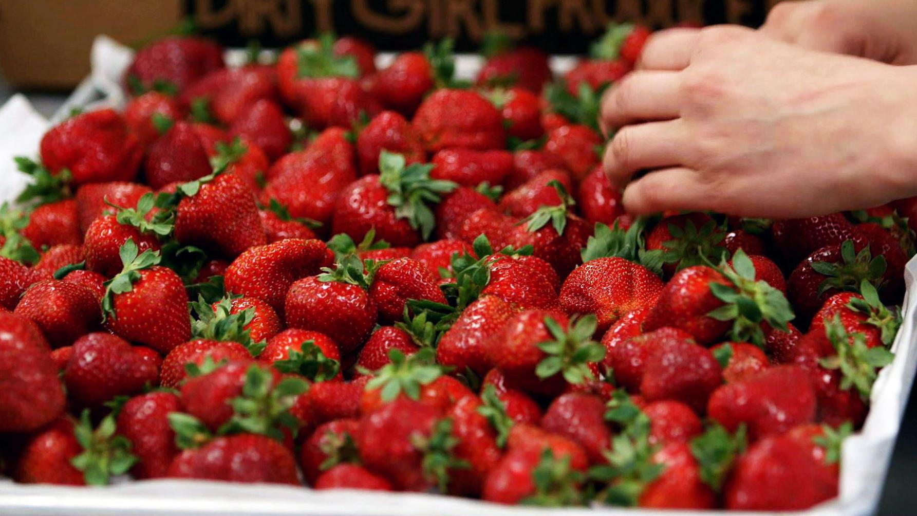 Season 4, Episode 12: Strawberry