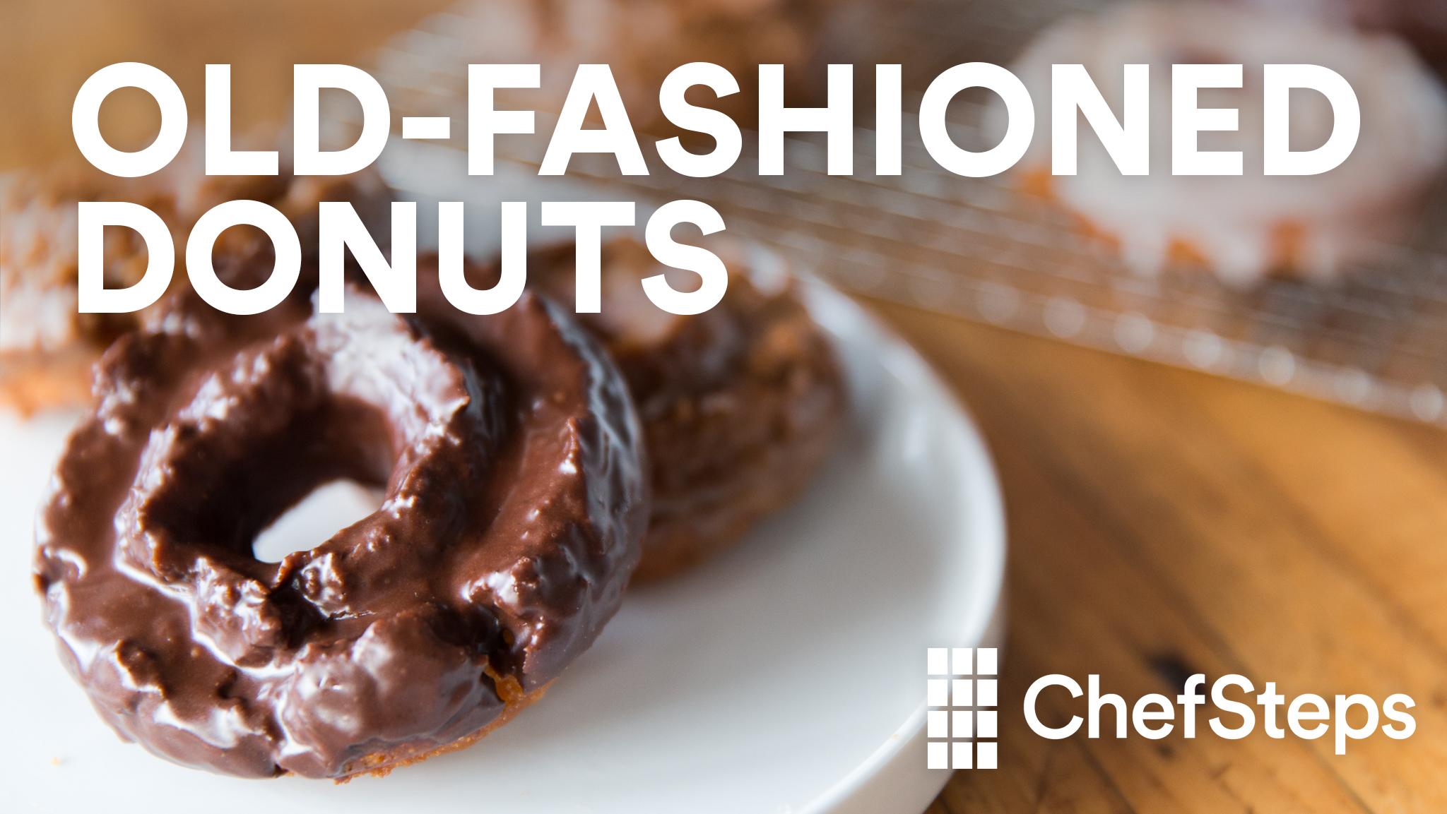 Old Fashioned Donut Krispy Kreme Recipes