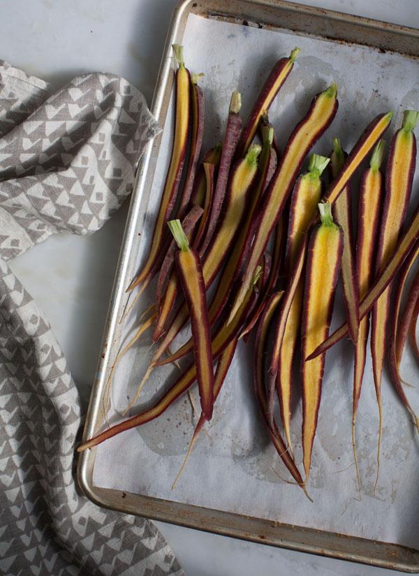 Carrots al Pastor recipe