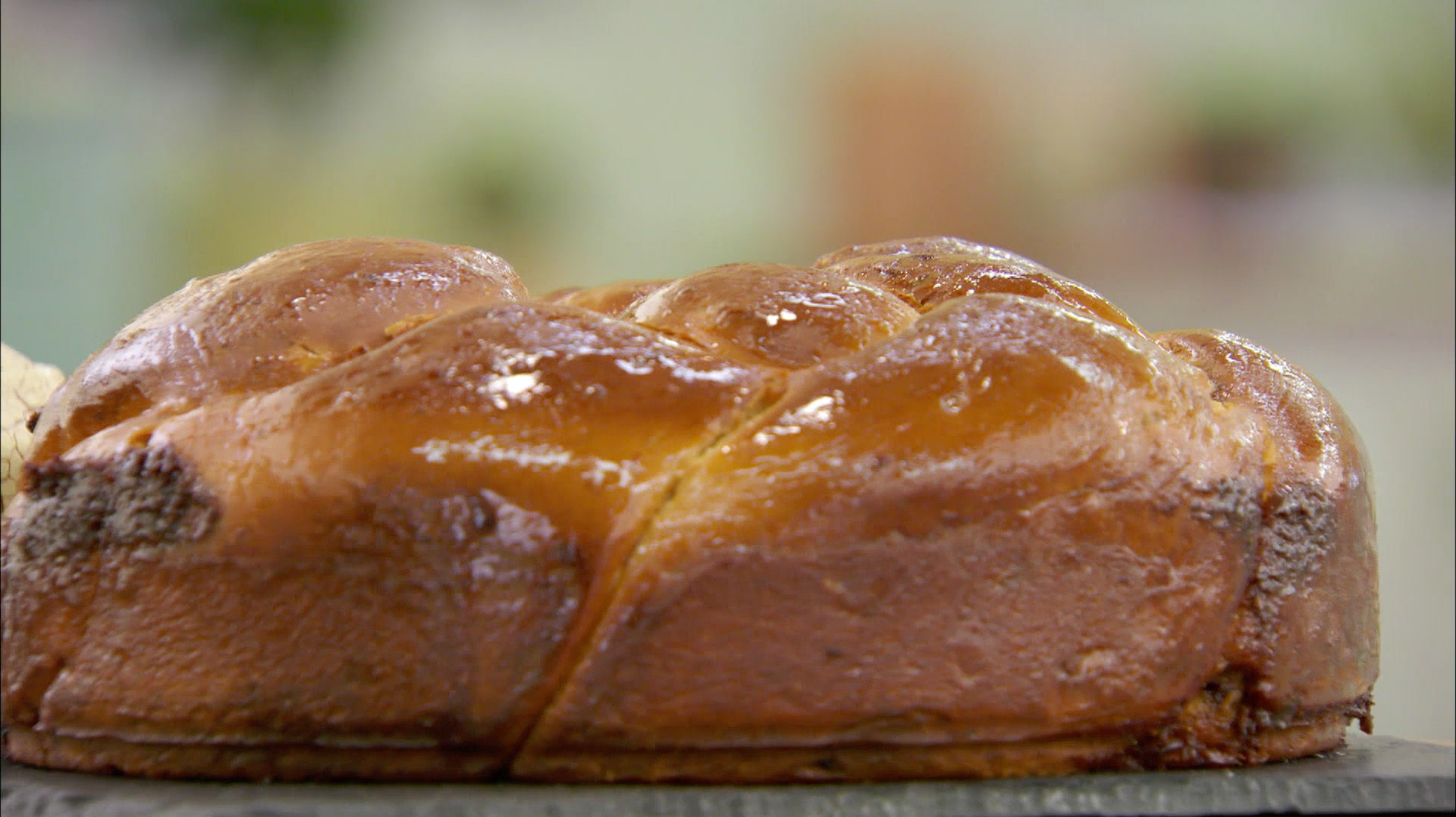 Chai-Spiced Ginger and Date Tea Loaf Recipe | PBS Food