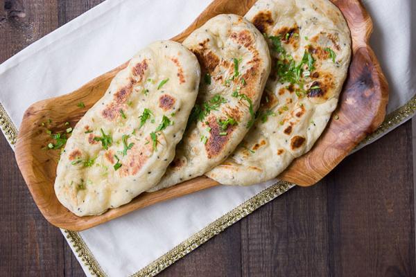 Kalonji Seed Naan recipe