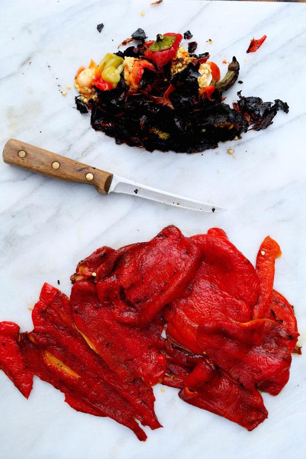 Roasted Red Pepper Pesto recipe
