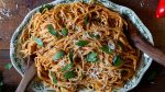 Roasted Red Pepper Pesto recipe