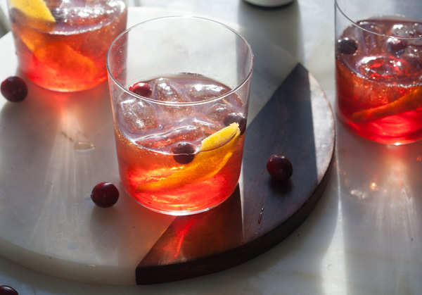 cranberry old fashioned make cranberry old fashioned recipe for ...
